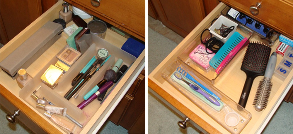 Drawers - Before